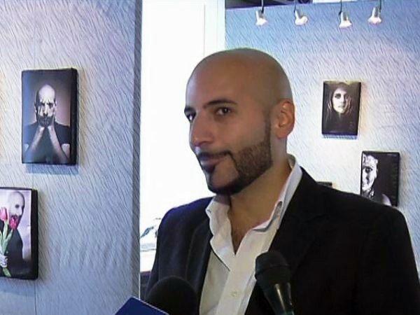 Студент из Сирии представил 83 фотоработы в выставочном зале ГГУ