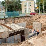"""В Гомеле на стройке подземного перехода трудятся """"рабы"""" без спецодежды и воды"""