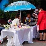 В Гомеле прошла выставка-ярмарка клуба ремесленников «Волшебные подарки»