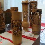 Волшебные мелодии Полесья воплотила в дереве пара гомельских мастеров