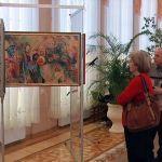 Дню влюбленных посвятили выставку во дворце Румянцевых-Паскевичей