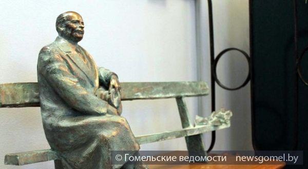 Мини-выставка минского скульптора открылась в Гомеле