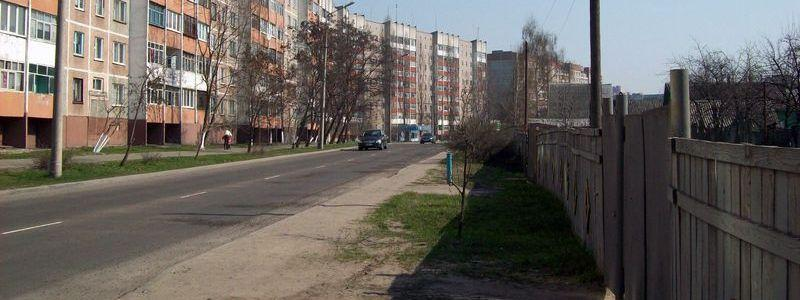 70 лет БССР, улица