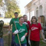 Акция «Восстановление святынь Беларуси» проходит в Гомеле