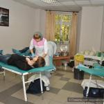 Более 70 литров крови сдали в ГГТУ им. П.О. Сухого