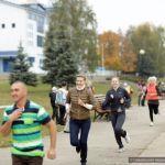 Дни здоровья проходят в средней школе №21