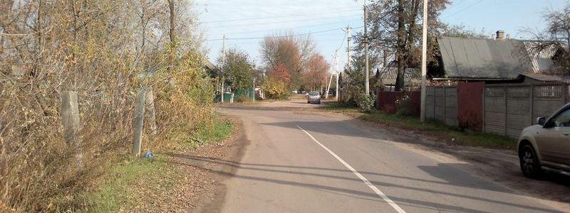 Дорожная, улица
