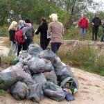 """Экологическая акция """"Очистим город от мусора"""""""