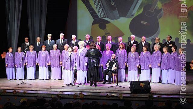 Гала-концерт городского конкурса «Нам года – не беда»