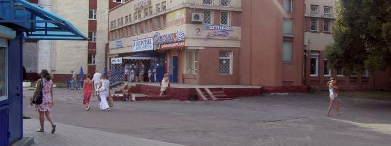 Героев-подпольщиков, улица