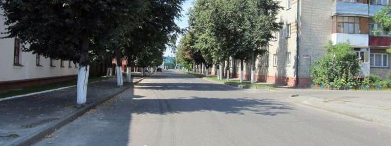 Головачёва, улица