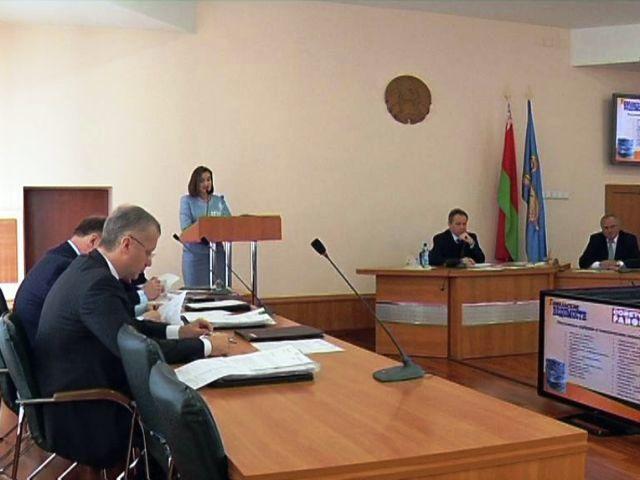 Городские власти Гомеля оценили работу подведомственных СМИ