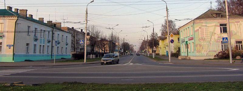 Хмельницкого Богдана, улица