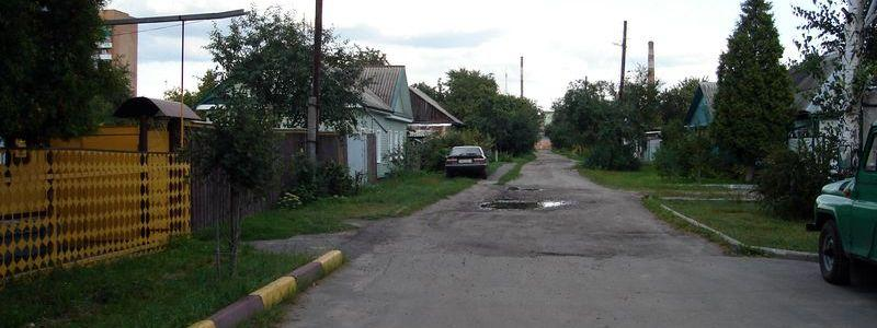 Электрический, переулок