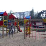 Игровые площадки и спортивные городки от КЖРЭУП «Железнодорожное»