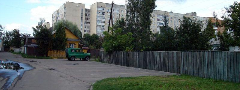 Калинина, улица