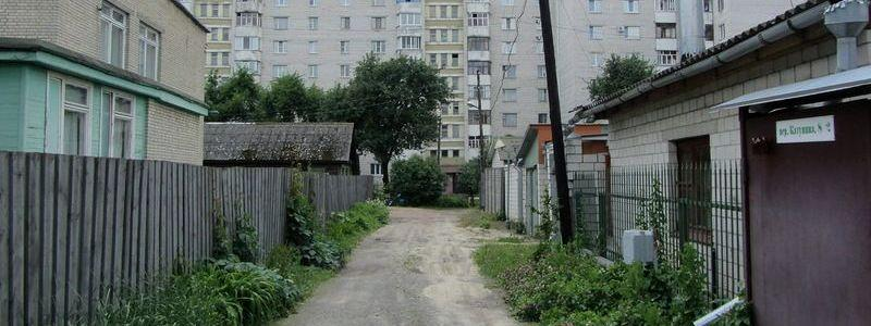 Катунина, переулок
