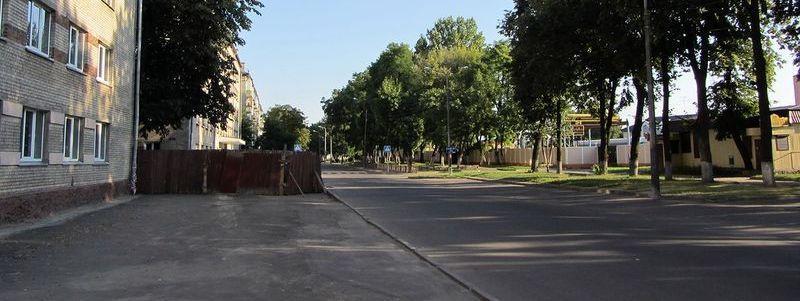 Киселёва, улица
