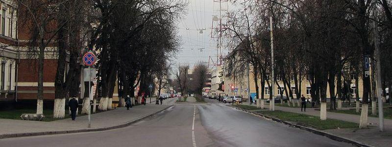 Комсомольская, улица
