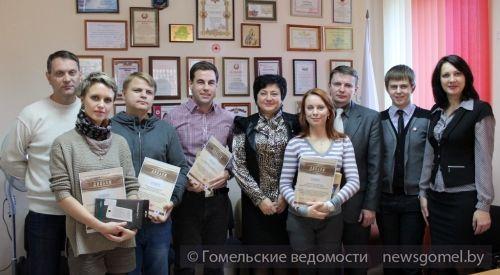 """""""Красный Крест"""" подвёл итоги творческого конкурса"""