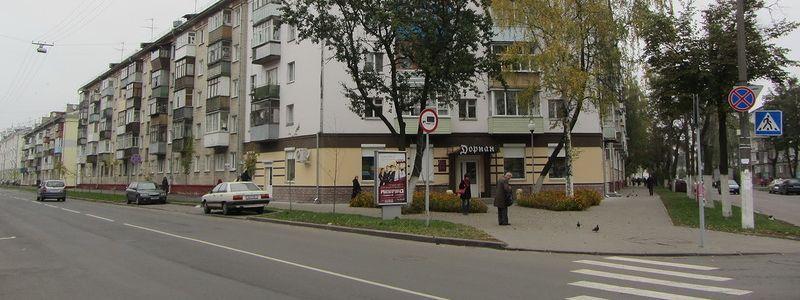 Крестьянская, улица
