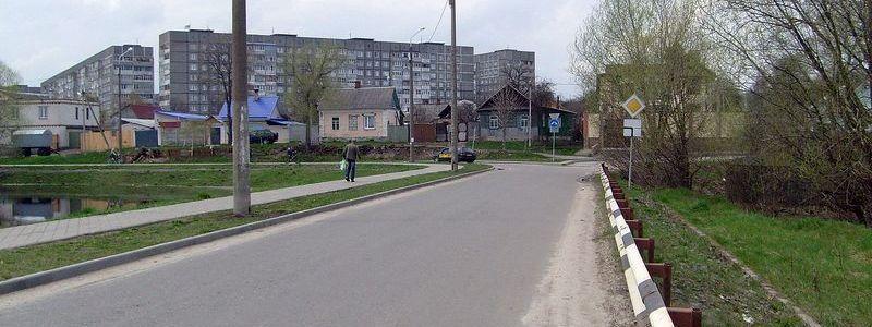 Любенская, улица