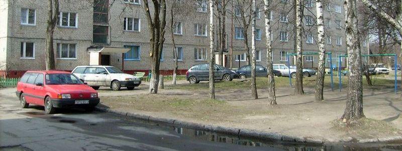 Матросова, улица