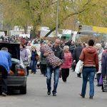 Самую дешёвую картошку продают у ДК «Фестивальный»
