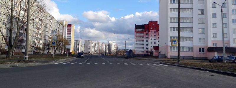 Народного ополчения, улица