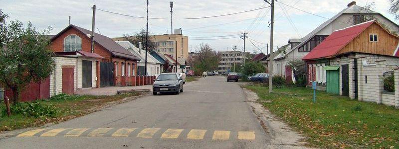 Нововетренная, улица