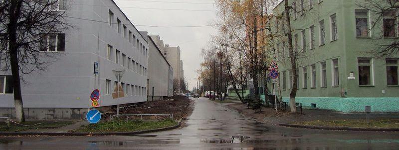 Педченко, улица