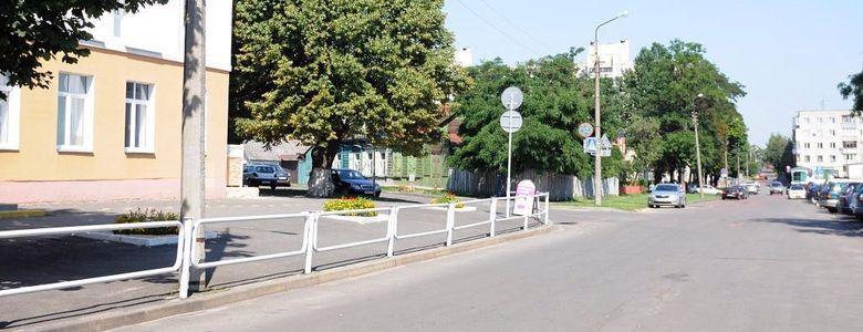 Песина, улица