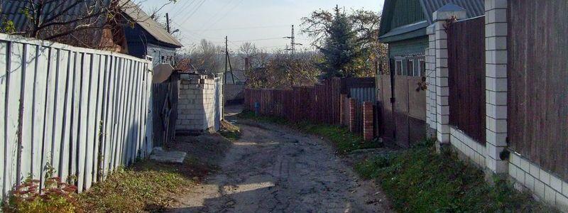 Пролетарский, переулок