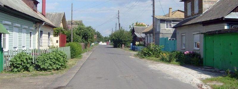 Речицкий, переулок