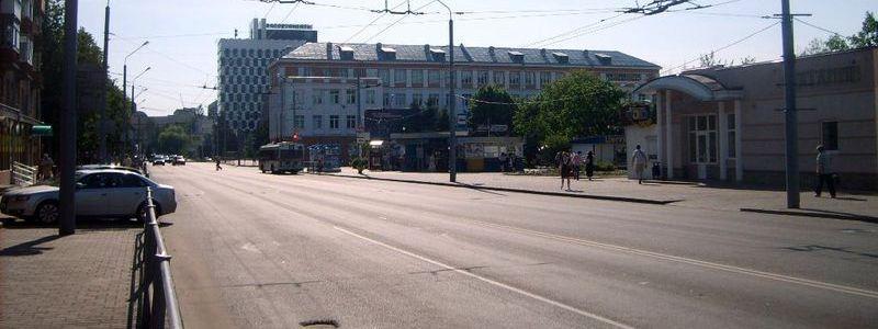 Рогачёвская, улица