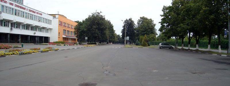Шоссейная, улица