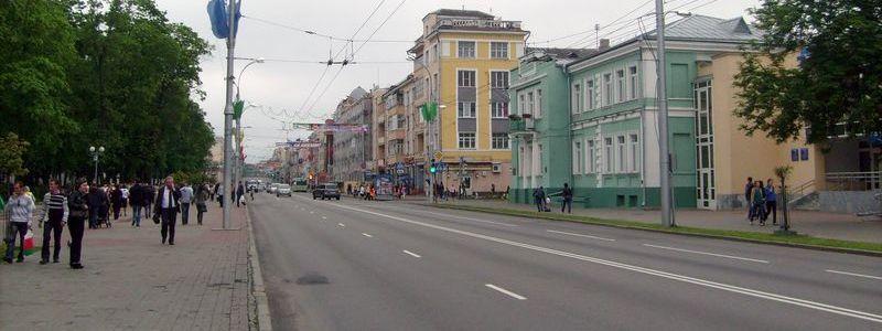 Советская, улица
