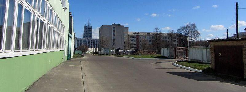 Спартака, улица