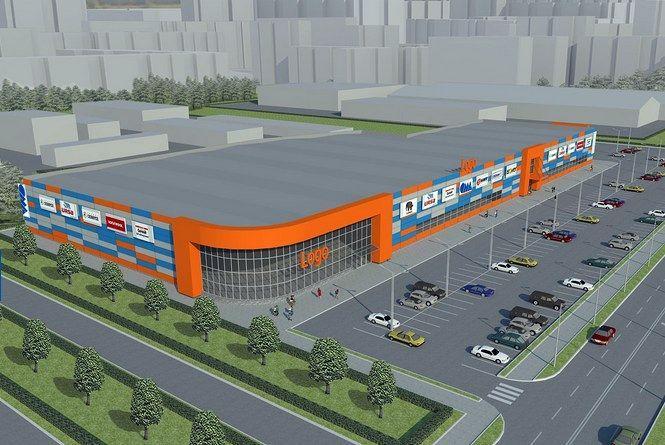Торговый центр площадью 9 844 квадратных метра появится в Гомеле