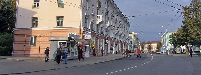 Трудовая, улица