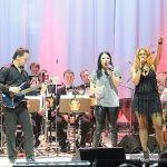 В ОКЦ прошёл концерт «Рок встречает оперу»