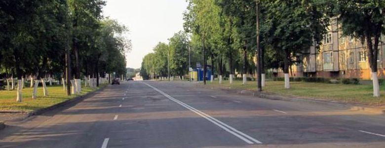 Юбилейная, улица