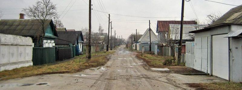 Заслонова, улица