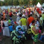 Жители Советского района проголосовали за то, чтобы праздничные гулянья проходили у Любенского озера