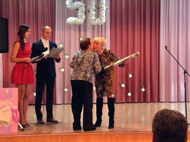50 лет со дня образования отметили в гомельской средней школе №5