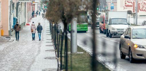 ГАИ Гомеля предложила расширить улицу Советскую