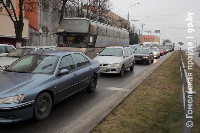 Гомель будущего, или Спасение от транспортного коллапса