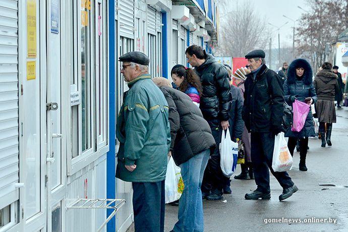 Гомельские рынки пообещали не повышать цены до 15 января