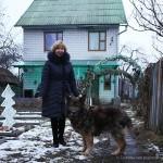 Подворье семьи Мороз - одно из самых необычных в Гомеле