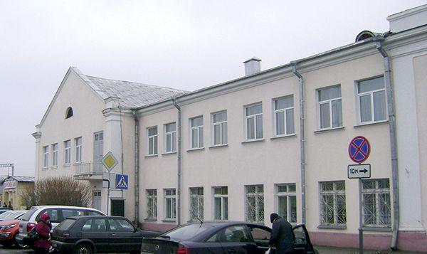Лещинская, улица